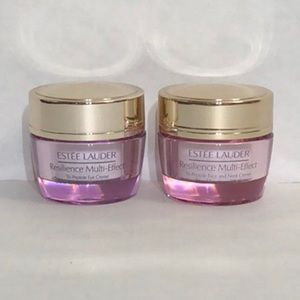 Estée Lauder 2pc bundle of eye and face/neck creme